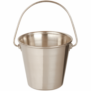 Mini Chip Bucket Stainless Steel