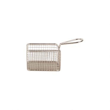Chefs Minature Square Fry Basket