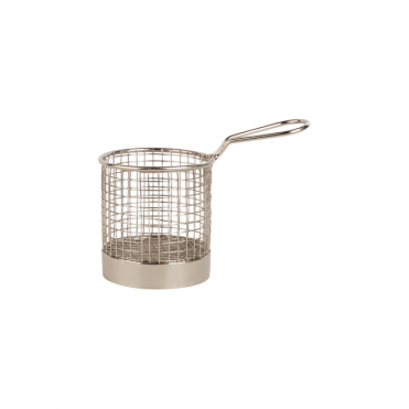 Chefs Minature Round Fry Basket