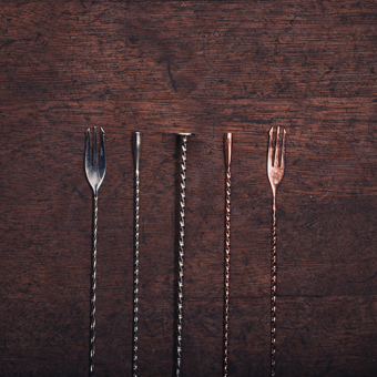 Cocktail Spoons