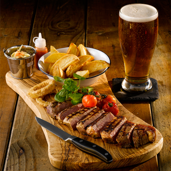we stock a full range of food presentation equipment and utensils