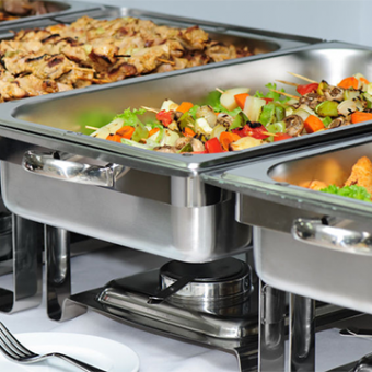 Food Warmers and Chafing Dishes