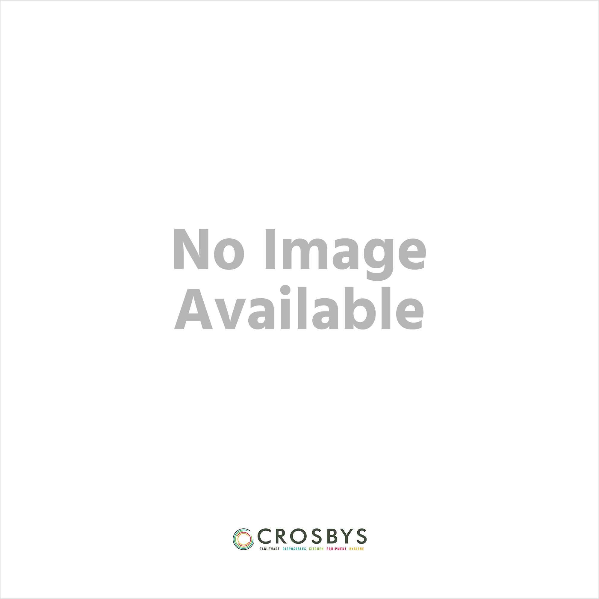 Enamel Baking Tray GN 1/2 325 x 265 x 65mm - Catering