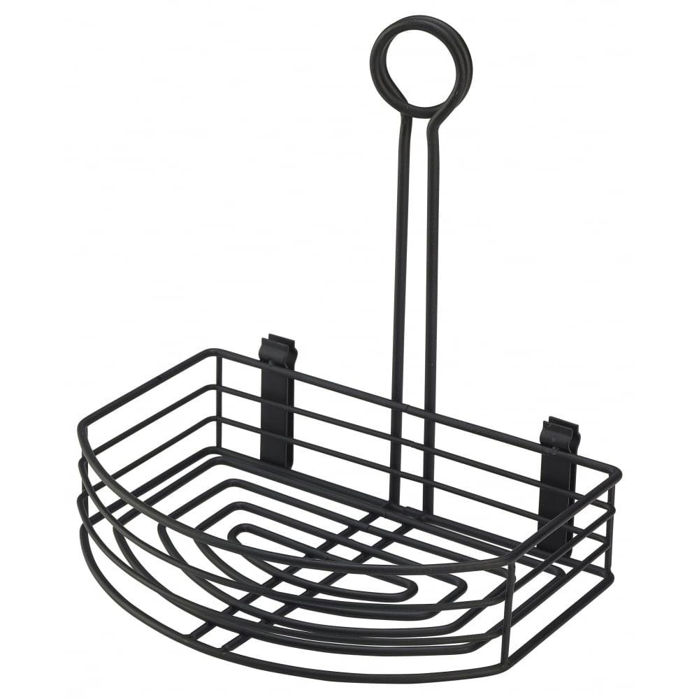 Genware Black Wire Table Caddy | Crosbys