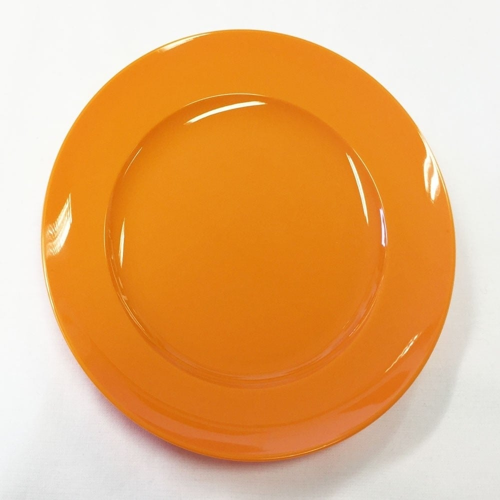 Orange Polycarbonate 24cm Dinner Plate Crosbys & Exciting 24Cm Dinner Plates Photos - Best Image Engine - tagranks.com