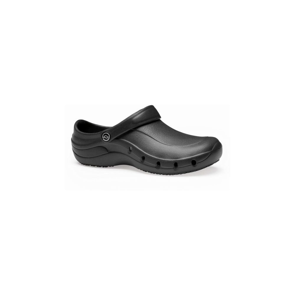 Toffeln Ezi-Clogs - Back Of House from