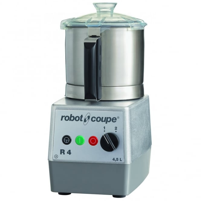 Robot Coupe R4 vv Tabletop cutter