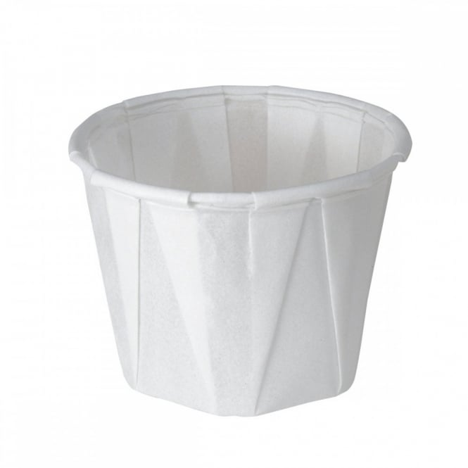 Genware Waxed Paper Ramekin 2oz | Bag of 250