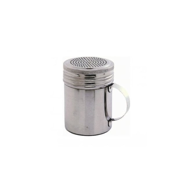 Stainless Steel SCREW TOP SHAKER/DREDGER 300ml