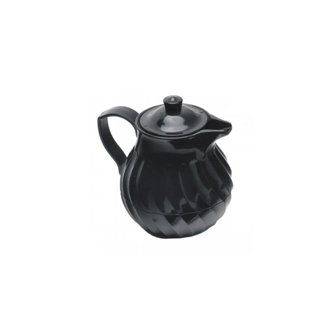 INSULATED TEAPOT BLACK 20oz