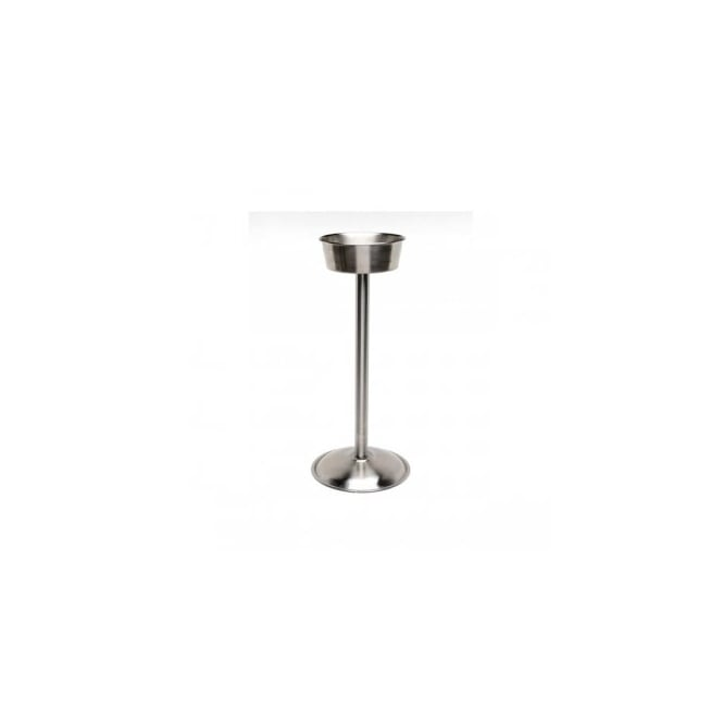 Stainless Steel Wine Bucket Stand (Satin) 18""