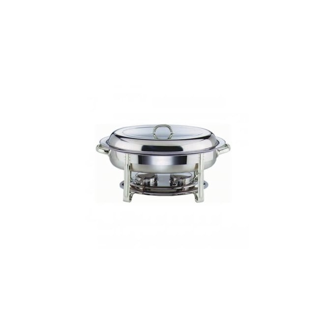 CHAFING DISH SET OVAL 32x54x30cm