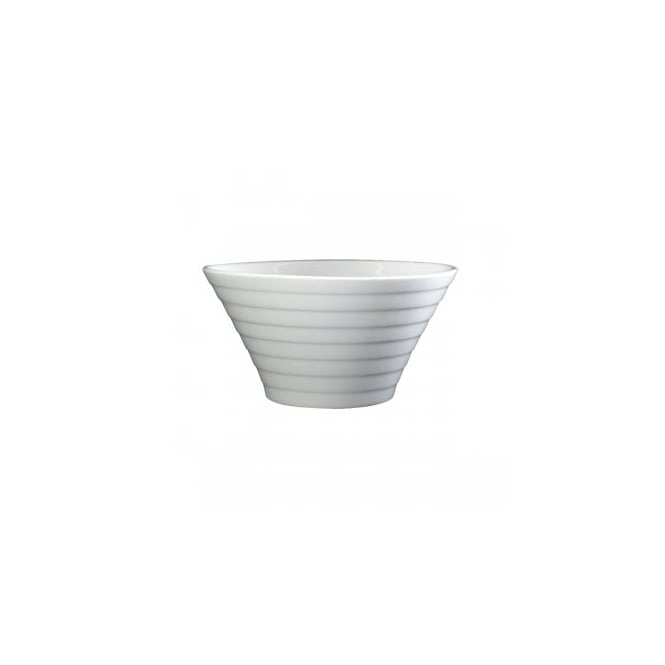Royal Genware Fine China Tapered Bowl 18cm x 9cm | Pack of 4