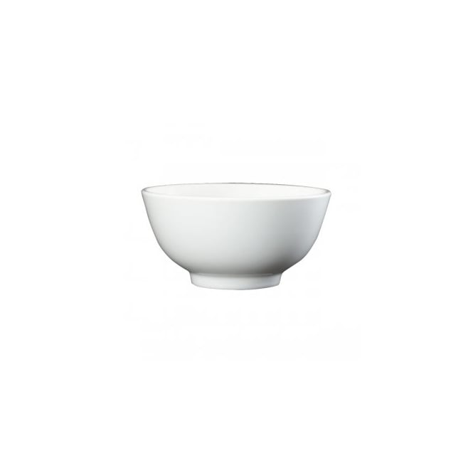 Royal Genware Fine China Footed Rice Bowl 10cm/4