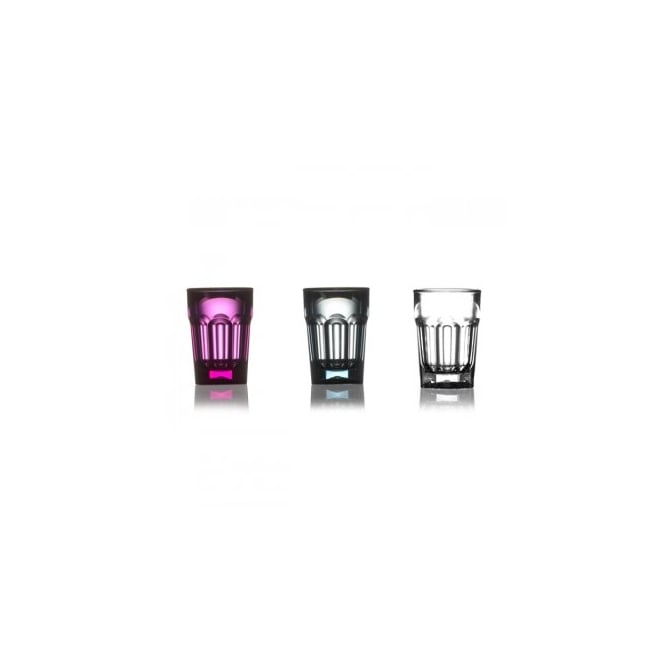 BB Plastics Elite Remedy 25ml Polycarbonate Shot Glass | Pack of 24