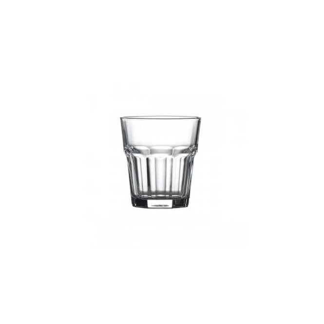 Genware Aras Rocks 305ml Tumblers | Pack of 6