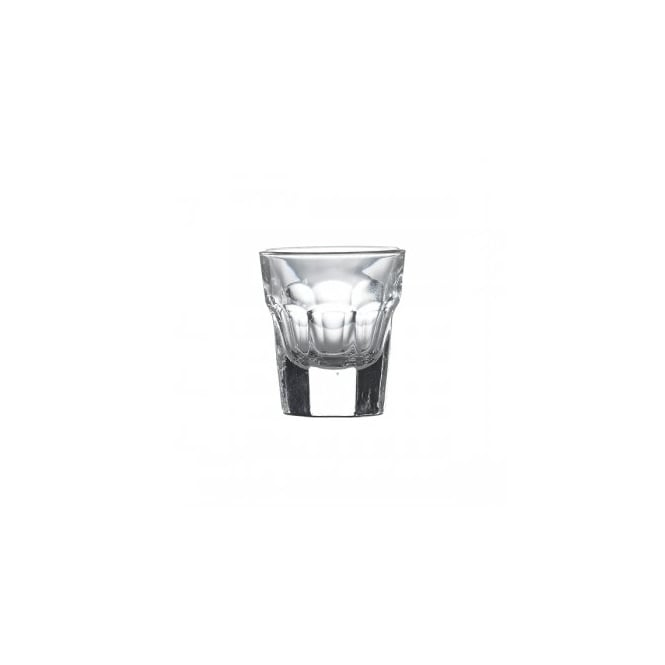 Genware Aras Shot Glass 30ml | Pack of 6