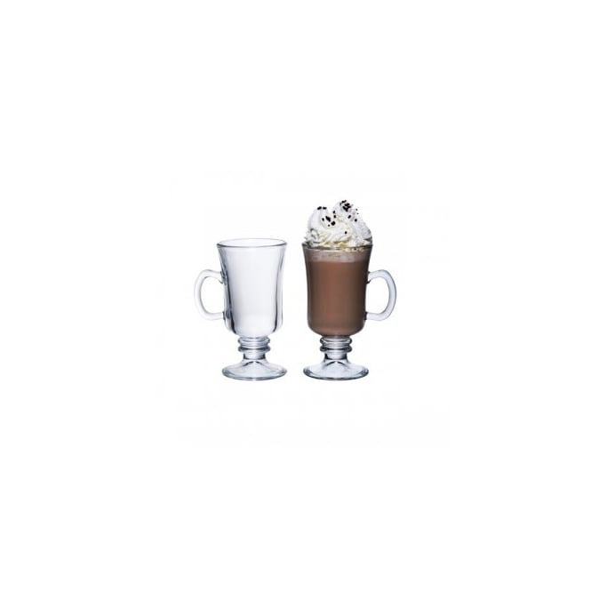 Genware Irish Coffee Glass 230ml | Pack of 6
