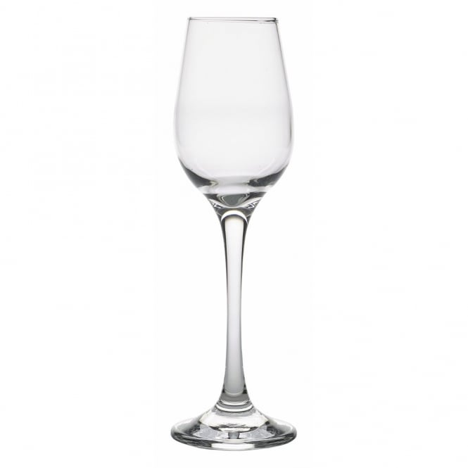 Genware Poem Flute Champagne Glass 220ml | Pack of 6