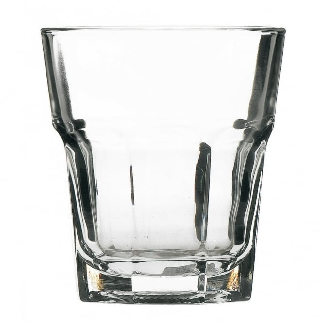 Libbey Gibraltar Original Double Old Fashioned Glass 390ml | Pack of 36