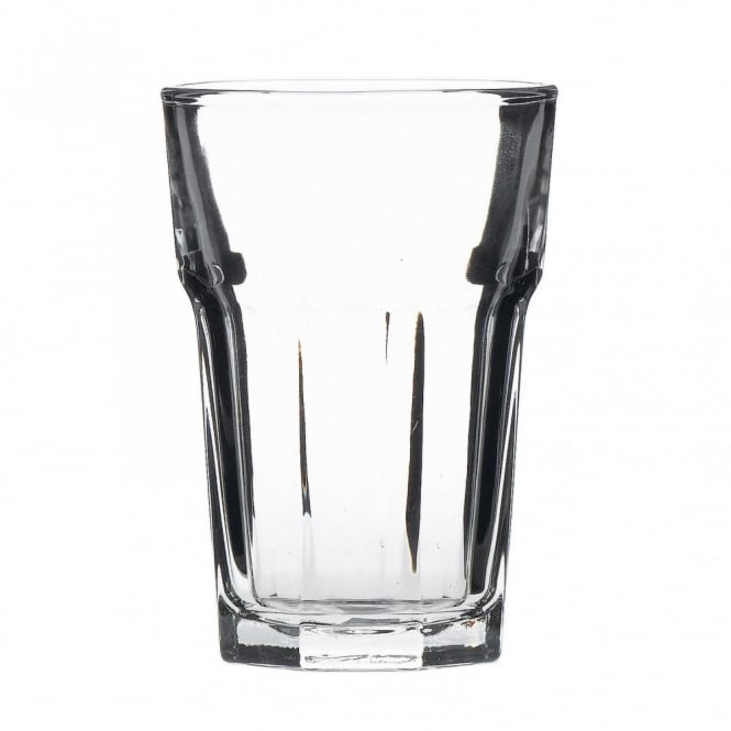 Libbey Gibraltar Original Beverage Tumbler Glass 400ml | Pack of 12