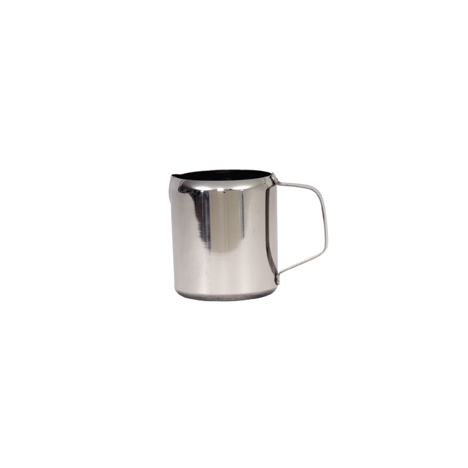 Genware Stainless Steel Cream/Milk Jug 300ml 10oz