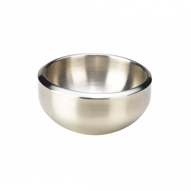 Genware Dual Angle Double Walled Bowl 720ml