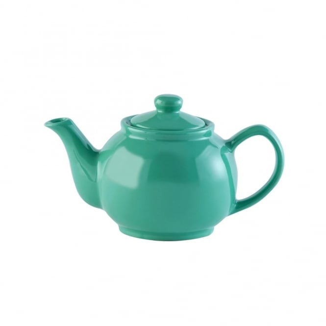 Price & Kensington Brights Jade Green 2 Cup 16oz Teapot | Pack of 3