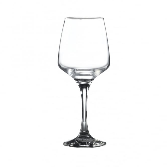 Genware Lal 250ml Wine Glass | Pack of 6