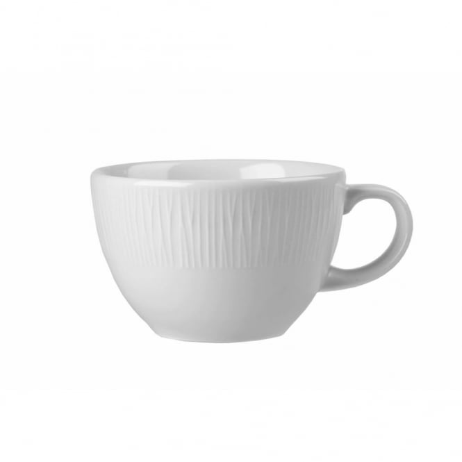 Churchill Super Vitrified Bamboo Teacup 8oz | Pack of 12