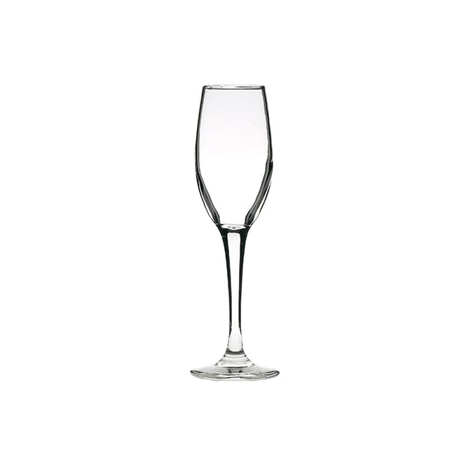 Libbey Perception Flute Glass 170ml | CE Lined 125ml | Pack of 12