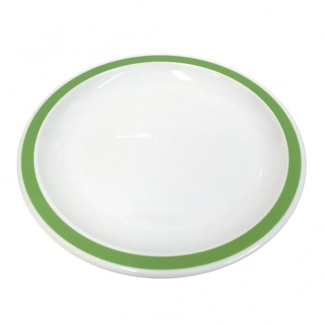 Harfield Apple Green Polycarbonate Duo 17cm Plate