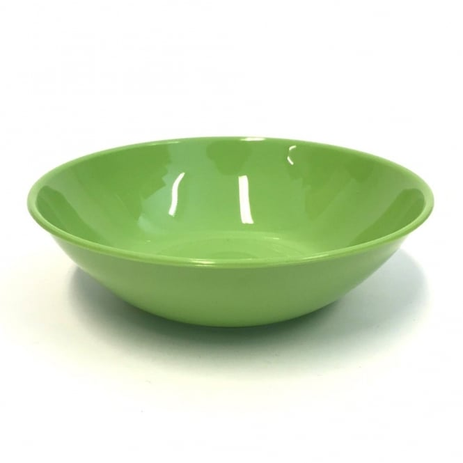 Harfield Apple Green Polycarbonate 15cm Cereal Bowl