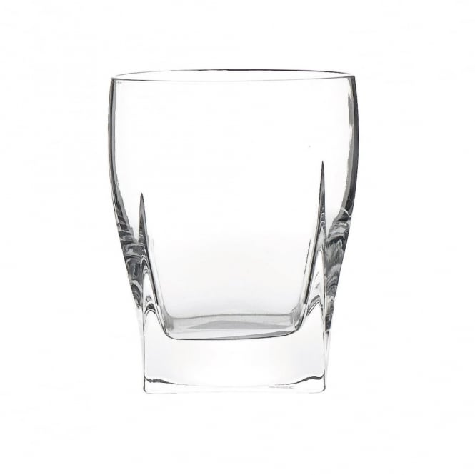 Luigi Bormioli Michelangelo Rossini Crystal Double Old Fashioned Glass 340ml | Pack of 24