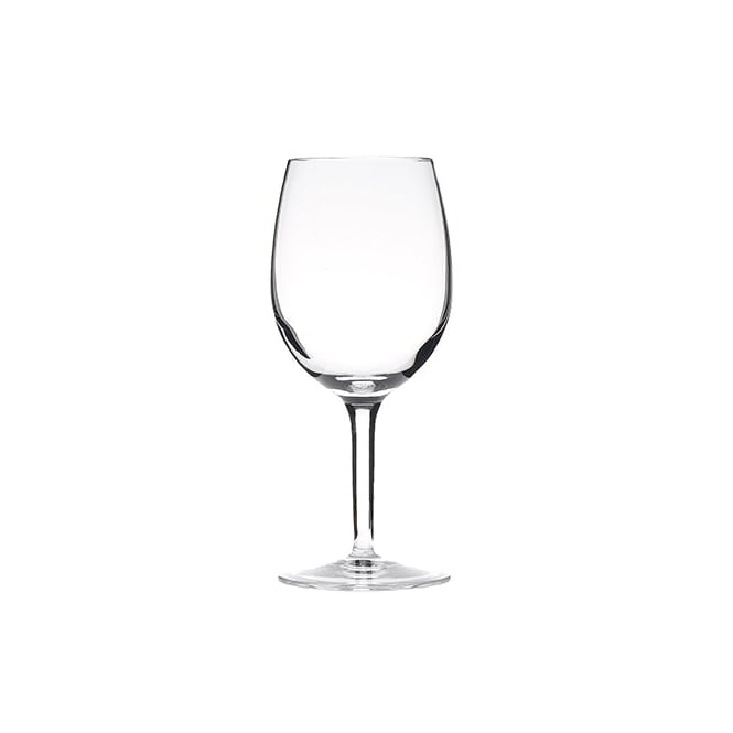 Luigi Bormioli Rubino Crystal Red Wine Glass 270ml | Lined @ 175ml CE | Pack of 24