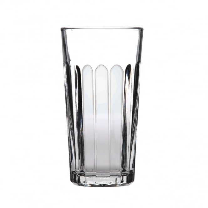 Libbey Paneled Beer Glass 570ml | CE Marked 1 Pint | Pack of 24