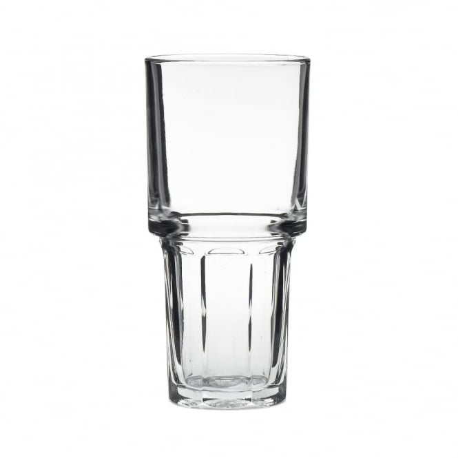 Libbey Gibraltar Stacking Cooler Tumbler Glass 470ml | Pack of 36