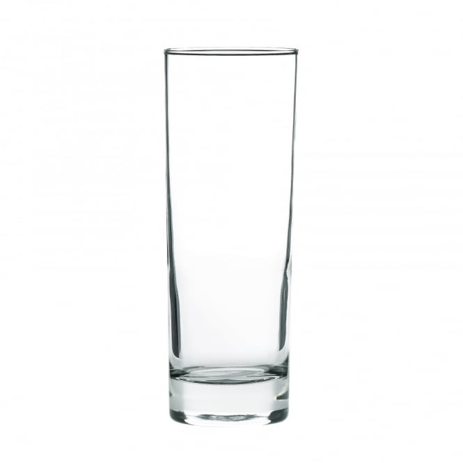 Libbey Chicago Flutino Hi Ball Tumbler Glass 310ml | Pack of 12
