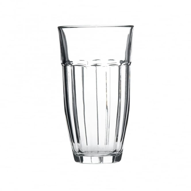 Libbey Picadilly Hi-Ball Tumbler Glass 290ml | CE Marked 1/2 Pint | Pack of 12