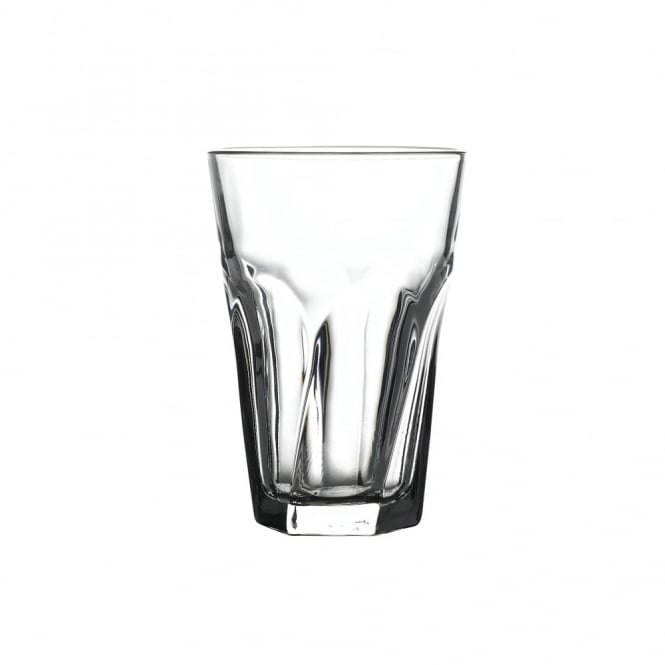 Libbey Gibraltar Twist Beer Glass 290ml | CE Marked 1/2 Pint | Pack of 12