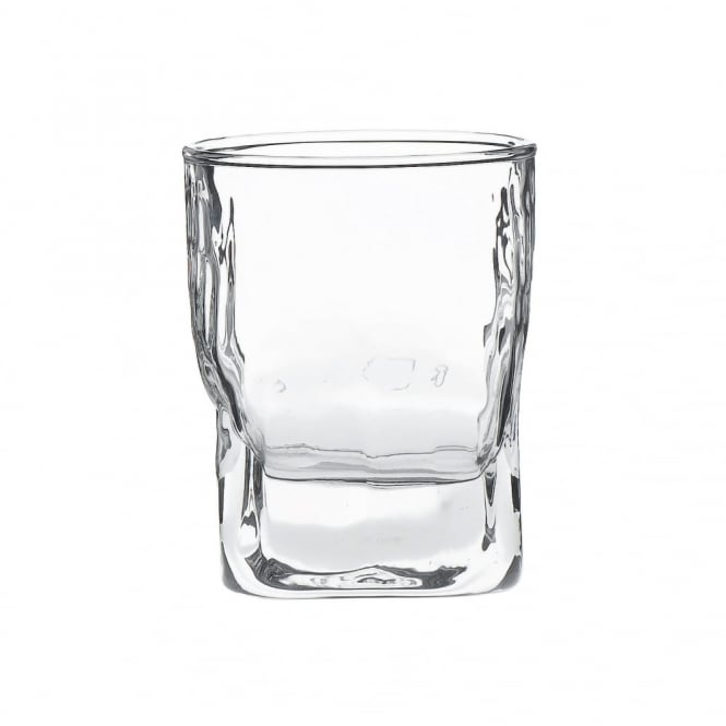 Durobor Quartz Rocks Glass 250ml | Pack of 6