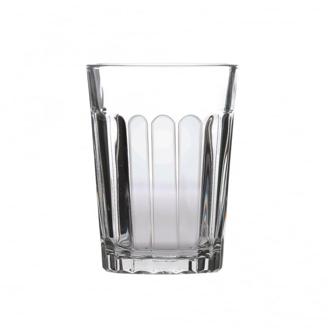 Libbey Paneled Juice Tumbler Glass 250ml | Pack of 12