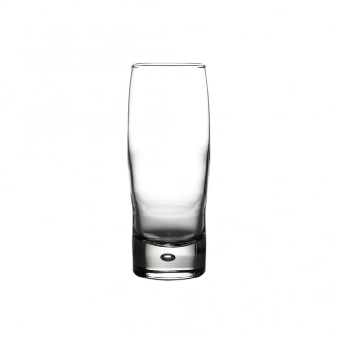 Durobor Bubble Hi Ball Beer Glass 290ml | CE Marked 1/2 Pint | Pack of 6