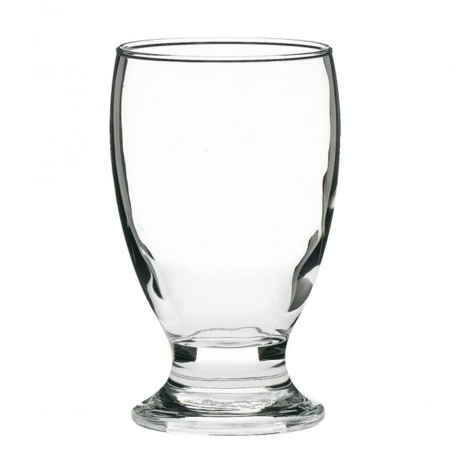 Durobor Brussels Tumbler Glass 350ml | CE Marked 1/2 Pint | Pack of 6