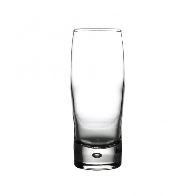 Durobor Bubble Beverage Tumbler Glass 580ml | CE Marked 1 Pint | Pack of 6