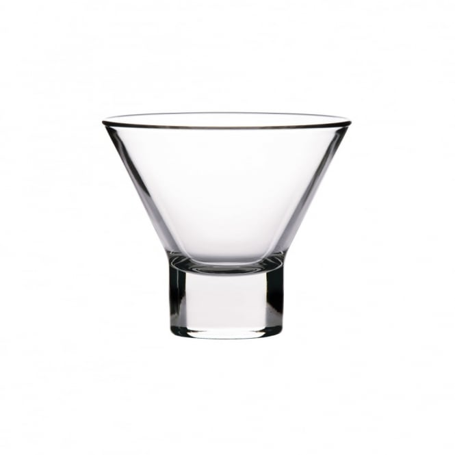 Borgonovo Series V Stemless Martini Glass 230ml | Pack of 12