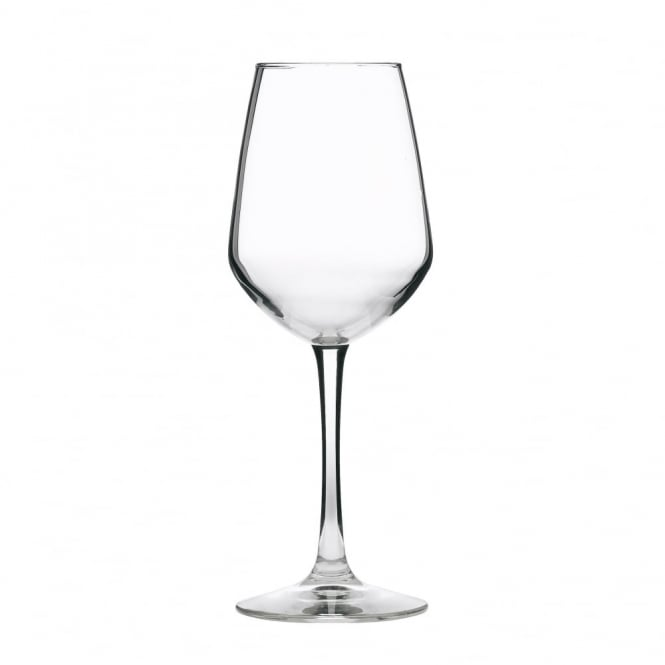 Libbey Vina Diamond Tall Wine Glass 370ml | Pack of 12