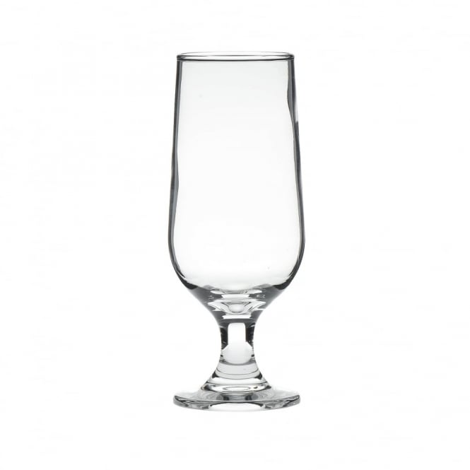 Libbey Embassy Beer Glass 290ml | CE Marked 1/2 Pint | Pack of 12