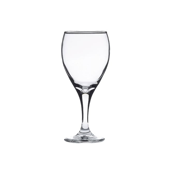 Libbey Teardrop Goblet Glass 350ml | CE 175ml | Pack of 36