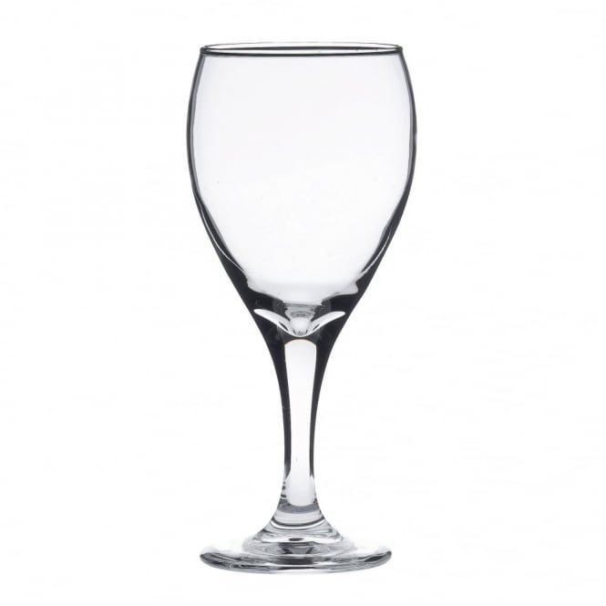 Libbey Teardrop Goblet Glass 350ml | CE 125, 175, 250ml | Pack of 36